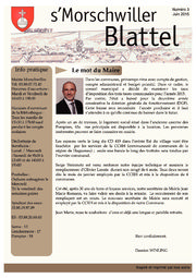 thumbnail of Bulletin communal Juin 2015