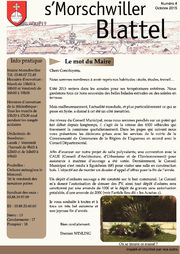 thumbnail of Bulletin communal Octobre 2015
