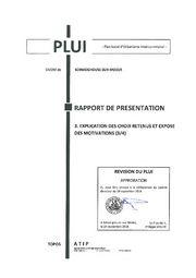 thumbnail of Rapport de Presentation P3